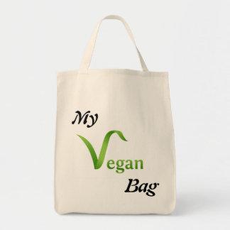 My Vegan Bag Grocery Tote Bag