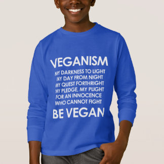 My Vegan Pledge T-Shirt