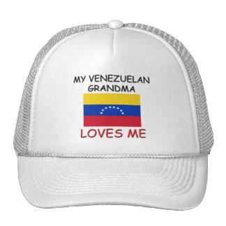 My Venezuelan Grandma Loves Me Trucker Hat