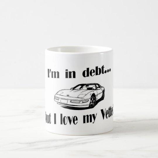 My Vette Coffee Mug