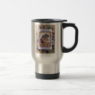My Victorian Valentine Travel Mug