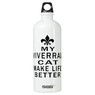 My Viverral Cat Make Life Better SIGG Traveler 1.0L Water Bottle