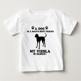 My vizsla family, your dog just a best friend t-shirt