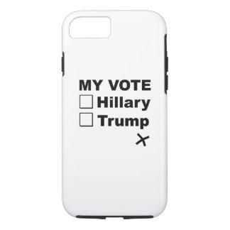 My Vote iPhone 7 Case