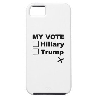 My Vote iPhone SE/5/5s Case