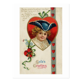 My Vow Sincere Postcard