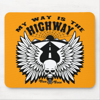 My Way Highway Mouse Pad