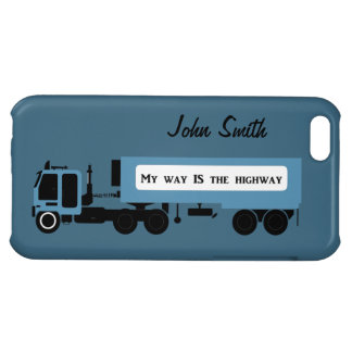 My Way IS The Highway iPhone Case iPhone 5C Cover