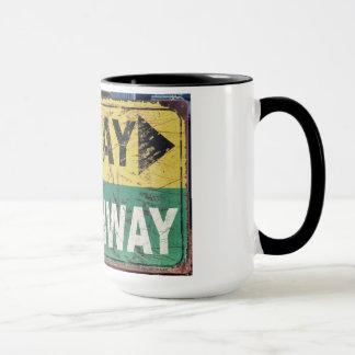 My Way or the Highway Mug