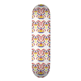 My Way Skateboard Deck