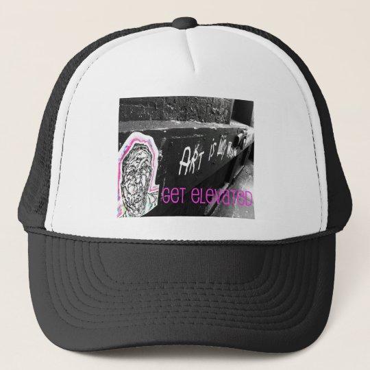 my Weapon Trucker Hat
