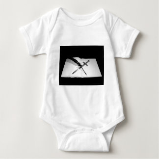My Weapons Baby Bodysuit