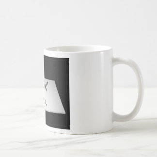 My Weapons Classic White Coffee Mug