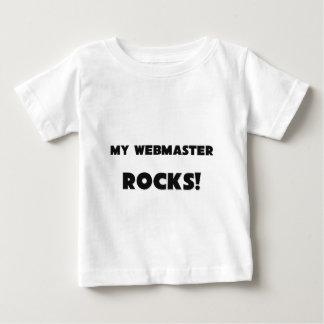 MY Webmaster ROCKS! Tees