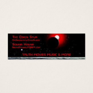 My Websites Mini Business Card
