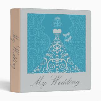 My Wedding Elegant memories and inspiration folder Binder