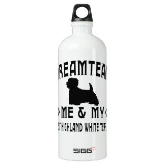 My West Highland White Terrier Dog SIGG Traveler 1.0L Water Bottle