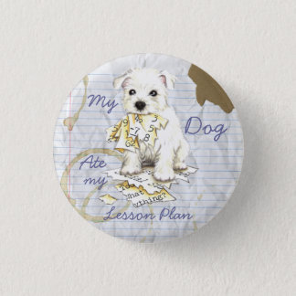 My Westie Ate My Lesson Plan Button