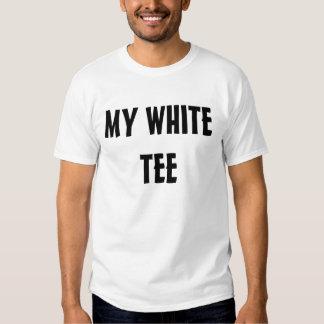 MY WHITE TEE