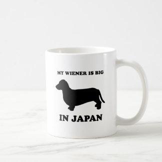My Wiener is big in Japan Mug