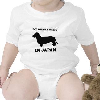 My Wiener is big in Japan Tees