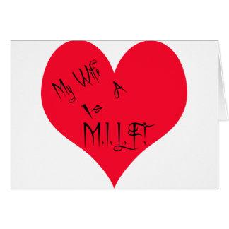My Wife/Husband is Card