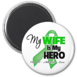 My Wife is My Hero - SCT BMT Magnet