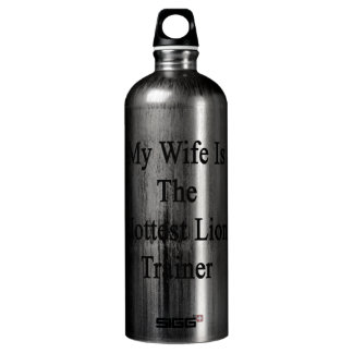 My Wife Is The Hottest Lion Trainer SIGG Traveler 1.0L Water Bottle