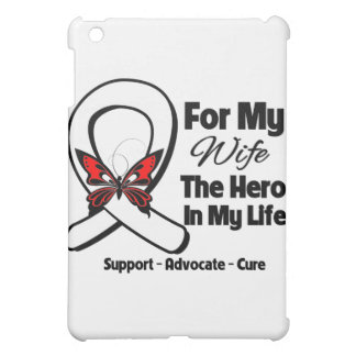 My Wife - Lung Cancer Awareness iPad Mini Cases