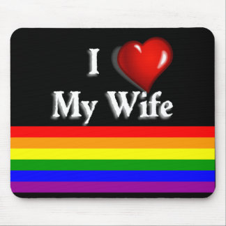 My Wife Mouse Pad