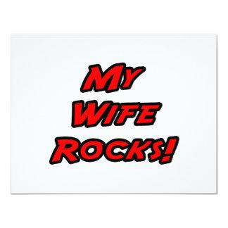 My Wife Rocks Card