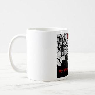 My Wife the Hitchhiker Coffee Mug
