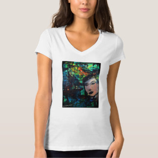 My Wild Side original artwork by Randyky T-Shirt