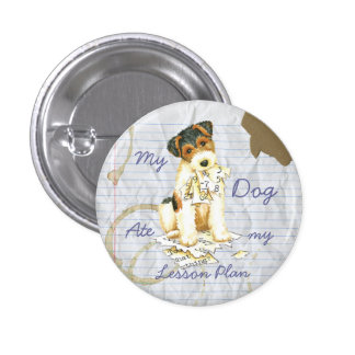 My Wire Fox Terrier Ate My Lesson Plan Button