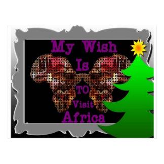 My Wish Postcard