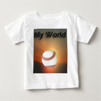 My World Baby T-Shirt
