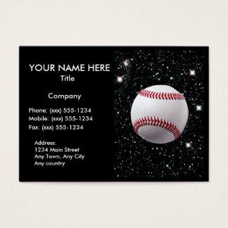 MY WORLD: BASEBALL (for baseball professionals) Business Card