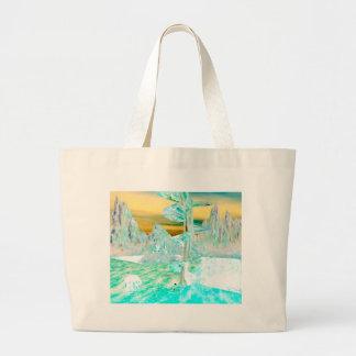 """My World""  CricketDiane Art and Design Bag"