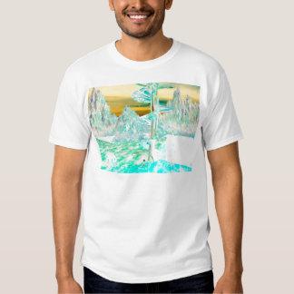 """My World""  CricketDiane Art and Design T-Shirt"