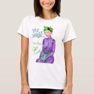 My World I'm the Empress girl apparel T-Shirt