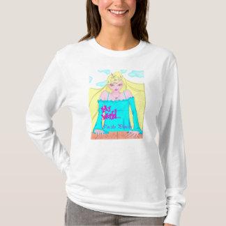 My World I'm the Princess girls apparel T-Shirt