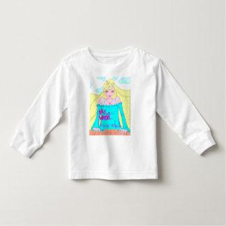 My World I'm the Princess girls apparel Toddler T-shirt
