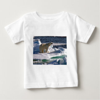 My World is melting! Baby T-Shirt