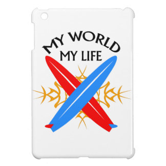 My World My Life iPad Mini Cover