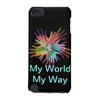 My World My Way iPod Touch Speck Case iPod Touch 5G Case