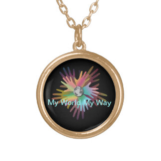 My World My Way Necklace