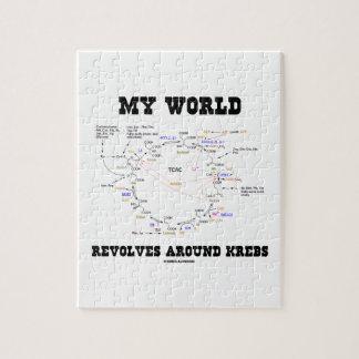 My World Revolves Around Krebs (Energy Cycle) Jigsaw Puzzle