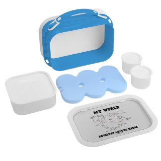My World Revolves Around Krebs (Energy Cycle) Lunch Box
