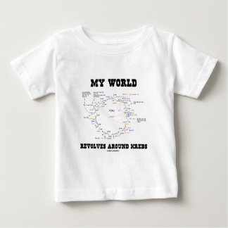My World Revolves Around Krebs (Energy Cycle) T Shirt