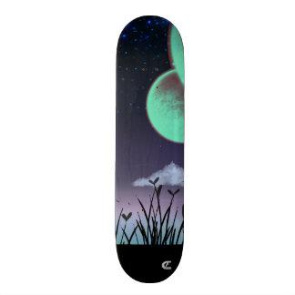 My World Skateboard Deck